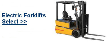 Select TCM Electric Forklifts